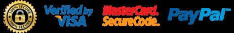 Paiement sécurisé 3D Secure & Paypal
