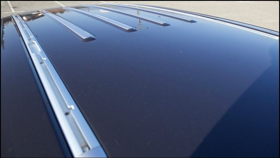Volkswagen Touareg barres de toit