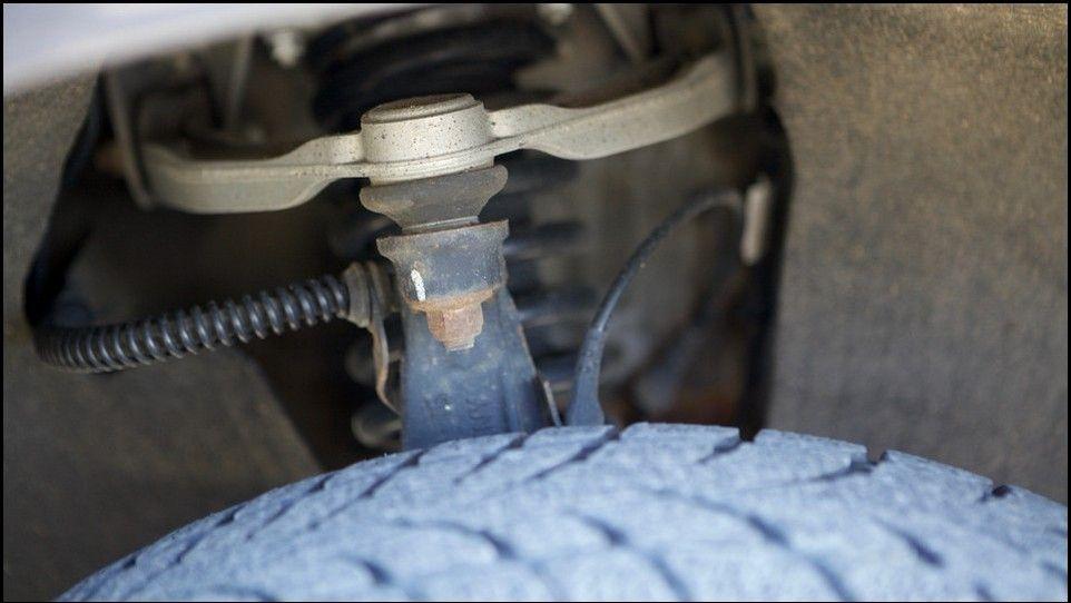 Volkswagen Touareg suspension avant droite