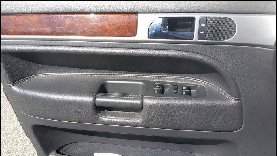 Volkswagen Touareg portière gauche