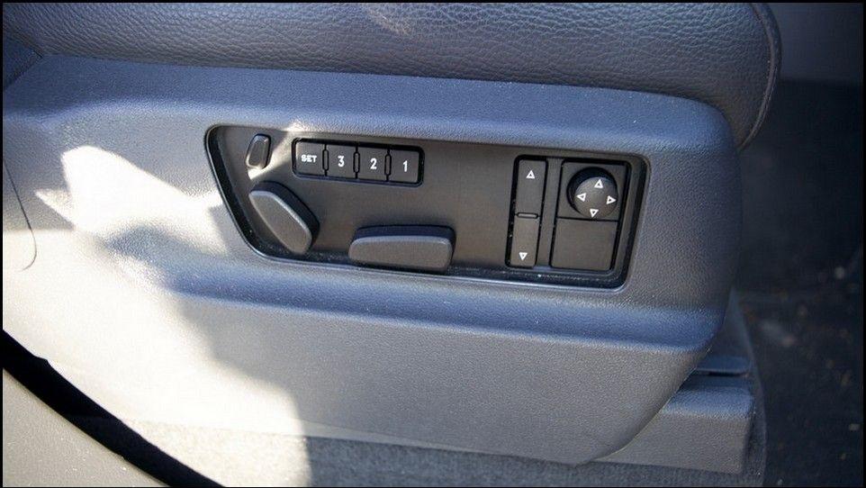 Volkswagen Touareg siège éléctrique