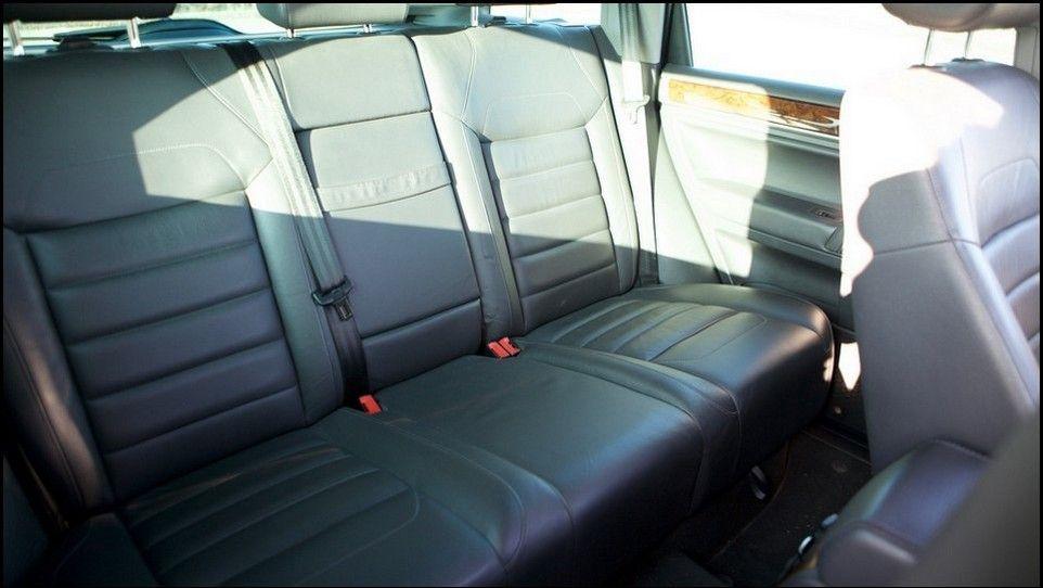 Volkswagen Touareg sièges arrière