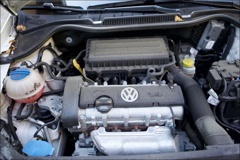 Volkswagen Polo moteur