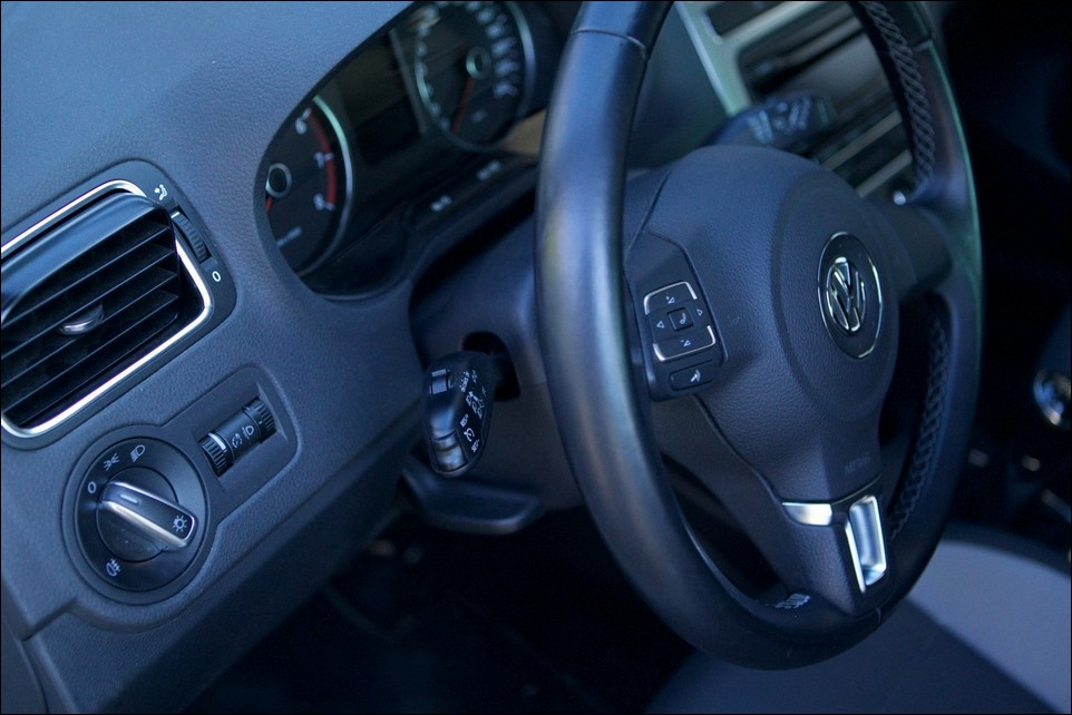 Volkswagen Polo volant