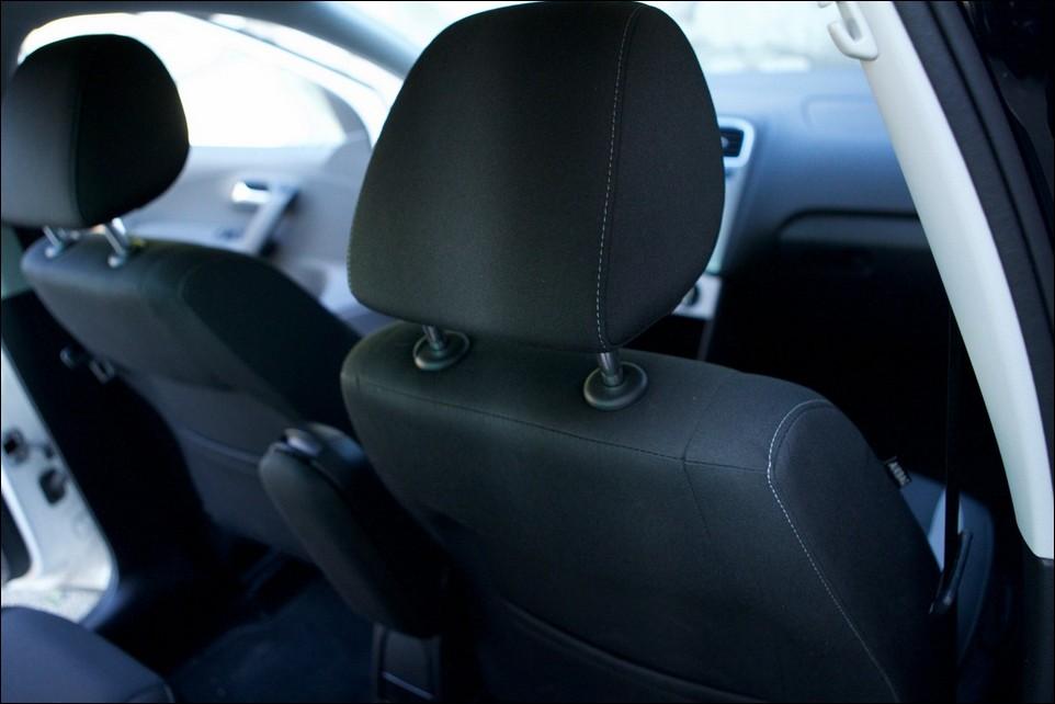 Volkswagen Polo sièges