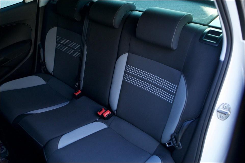 Volkswagen Polo sièges arrière